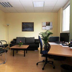 MIQR Erfurt - Arbeitsplatz Geschäftsleitung