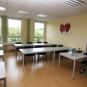 MIQR Erfurt - Schulungsraum