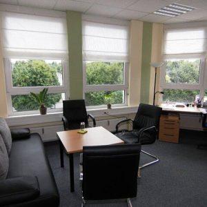 MIQR Erfurt - Eck-Büro