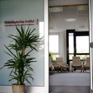 MIQR Erfurt - Eingang