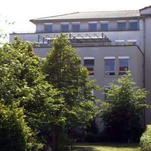 MIQR Erfurt - Gebäude (Hinterhof)