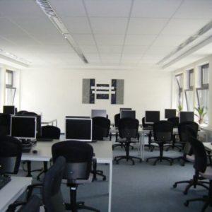 MIQR Leipzig - IT-Raum