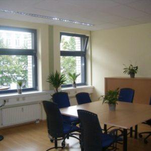 MIQR Leipzig - Teambesprechungsraum