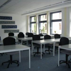 MIQR Leipzig - Trainingsraum