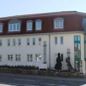 MIQR Suhl - Gebäude