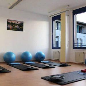 MIQR Dresden - Entspannungs- und Sportraum
