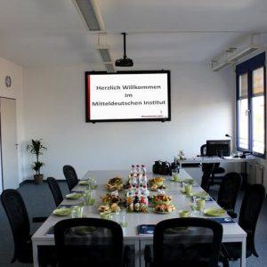 MIQR Dresden - Schulungsraum