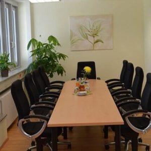 MIQR Suhl - Konferenzraum